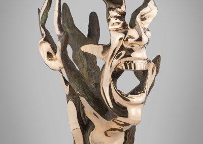 La Força Interior_bronze_52x64x76cm